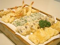お料理 天ぷら