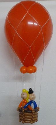 Mr.balloni ch, Heißluftballon, Flug Geschenk, Geburtstag, Gutschein