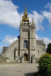 Eglise Saint-Egat (PLOUEGAT G.)