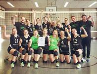 Damen-1 gewinnen erneut den Bezirkspokal