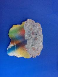 piedra del muro de Berlín