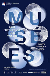 Nuit européenne des musées  Samedi 21 mai 2016 en continu de 14h à minuit