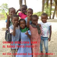 Vontobel Stiftung unterstützt Schulhausbau in Guinea