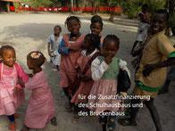 Dank an die Vontobel-Stiftung
