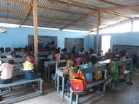 Schulunterricht in der DYARAMA Schule