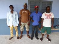 Lehrerteam der PPRIMARSCHULE DYARAMA