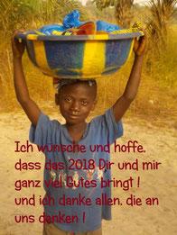 Wünsche für das 2018
