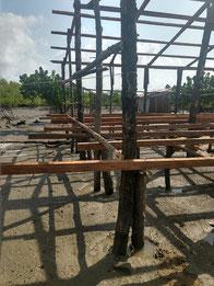 Rohbau Vorschule Meyingbé