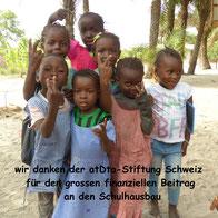 Dank an die atDta-Stiftung