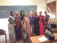 Englischkurs für junge Frauen