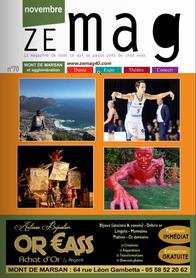 ZE mag 70 MDM novembre 2016