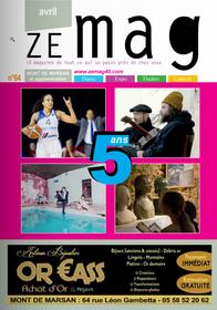 ZE mag MDM 64 avril 2016