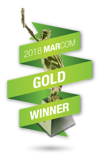 MarCom Gold Award 2018 Winner
