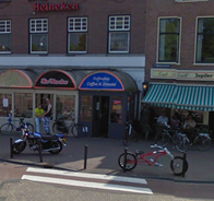 Coffeeshop Cannabiscafe Coffee & Dreams Leiden