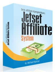 Jetset Affliate System