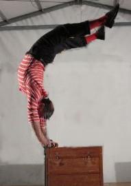 Prese acrobatiche/Partner Acrobatics/Portés acrobáticos  (Noël Spauwen - NL)
