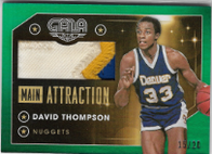 DAVID THOMPSON / Main Attraction - No. 22  (#d 15/20)