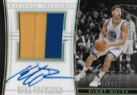 KLAY THOMPSON / Night MOves - No. NM-KTM  (#d 17/24)