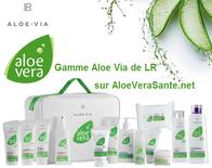 LR ALOE VIA : Contenant jusqu'à 50 % de gel de feuilles d'Aloe Vera pur, nos soins du visage Aloe Vera hydratent et détendent naturellement votre peau.