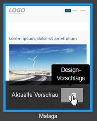 Design-Vorschläge