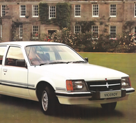 Prospekt Vauxhall Viveroy