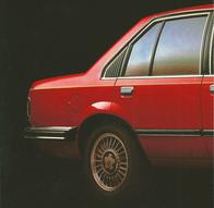 Prospekt Holden Commodore VB