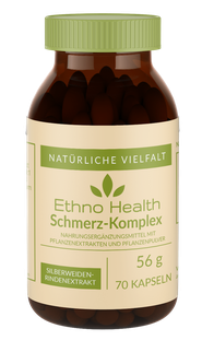Ethno Health Schmerz Komplex Healthlove Schmerzen