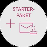 Premium-Paket für Homepage, Visitenkarten, Briefpapier, Briefumschläge und Stempel als Geschäftsausstattung der Web-Manu-Faktur München nur 1.699 €