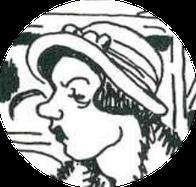 """Mme Emilie Fantin dite """"la colonelle"""", née Darsac, très fortunée"""