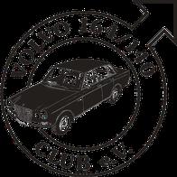 Logo Volvo 164 / 140 Club e.V.; Volvo 164 165 140 142 144
