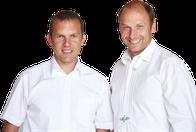 Hans-Georg und Bernhard Resch