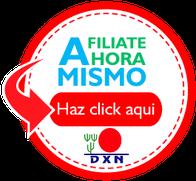 !!! Obtenga su Afiliación a DXN Ahora ¡¡¡   -   Esta Afiliación es Valida en mas de 180 Países, Ademas de ser Vitalicia y se puede Heredar.