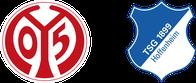 FSV Mainz : TSG Hoffenheim
