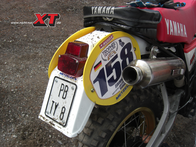 Yamaha XT550 Eddy Hau Montecampione