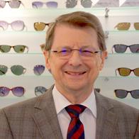 Siegfried Böhme, Augenoptikermeister