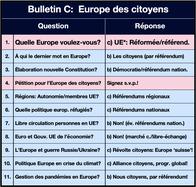Image: Liste C - Citoyens