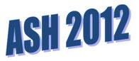 ASH 2012 Société Américaine d'Hématologie ASH 2012 American Society of Hematology lmc cml leucemie mieloide chronique chronic myeloid leukemia