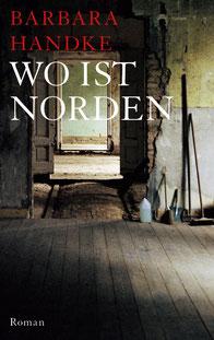 """Das Cover des Romans """"Wo ist Norden"""" zeigt das Gutshaus Scharpzow von innen."""