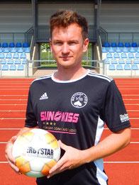 Michael Kutz erzielte den zweiten VfB-Treffer nach seiner Einwechslung.