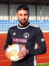 Hussein Kaawar traf zum zwischenzeitlichen 1:1.