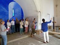 animation patrimoine visite guidée Pays d'art et d'histoire Monts et Barrages Pah Monts et Barrages Saint-Amand-le-Petit