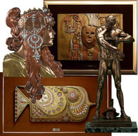 ニーオアフリカンギャラリー  Nee-Owoo African Gallery