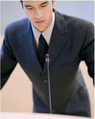 Lampenfieber Prüfungsangst Sprechangst Vortragsangst Publikum Düren