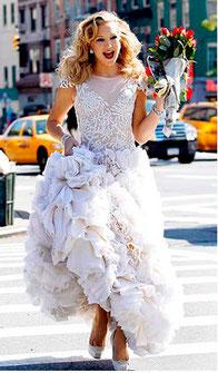 Красивая свадебная обувь киев