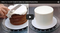 Cake icing tutorial