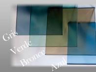 Colores de vidrio