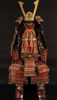 Imanishi Tochiagatanushi clan Samurai Armor