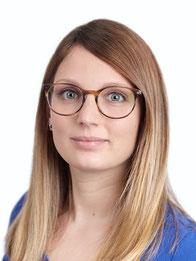 Julia Weingardt, Dental Hygienikerin im Zahnzentrum Fiedler