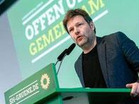 Habeck (Grüne) sprach sich für das Verbot aus. © Markus Scholz/Archiv