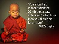 Meditationskurs. Yoga Kurse, Yoga Ausbildung und Weiterbildung in Zürich Oerlikon, Bali und Deutschland